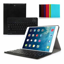 Removable Case Cover With Bluetooth Wireless Keyboard For Apple iPad Air 1/2