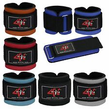 4Fit™ Weight Lifting Wrist Wraps Fitness Straps Gym Training Wraps Bandage
