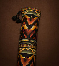 Native American Flute Bags, GREAT NW WILDERNESS, Superior Quality Extra Thick