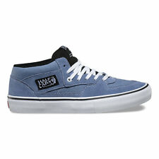 VANS HALF CAB PRO INFINITY WHITE MENS CASUAL SKATEBOARD SHOE CLEARANCE