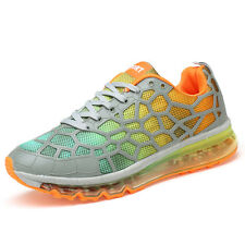 Men's Athletic Shoes Air Cushion Running Sneakers Outdoor Sports Trainers Light