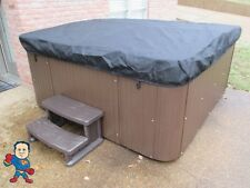 Spa Hot Tub CoverCap® Cover Cap Custom Order Made in USA Video How To