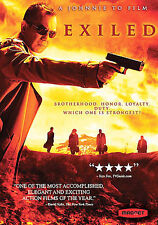 Exiled DVD Jonnie to Anthony Wong