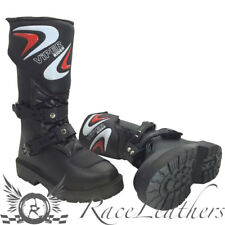 VIPER KIDS CHILDS QUAD MX MOTOCROSS MOTORBIKE DIRTBIKE OFFROAD MOTORCYCLE BOOTS