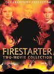 Firestarter Two-Movie Collection (DVD, 2004) - Next day Free Shipping mint