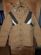 Burton Women's Ski/Snowboard Jacket, Insulated, Zip off sleeves, Size Large