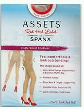 SPANX Assets Red Hot Label High-Waist Footless Leggings Shaper Nude:5/E