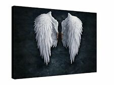 Banksy Angel Wings Gallery Giclee Canvas Wall Art +More sizes