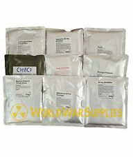 Vestey Foods British Army Ration Packs MOD DOFE MRE- Main Meals. camping, hiking