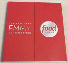 FOOD NETWORK~2016 EMMY DVD SET~6 SHOWS~BEAT BOBBY FLAY,FOOD NETWORK STAR,CHOPPED