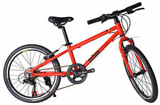 NEW KIDS  LIGHT WEIGHT BIKE ALLOY 8.5KG 7 SHIMANO GEARS BRAND NEW IN BOX