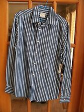 New Mens Old Navy Long Sleeve Button Down Shirt. Small. 100% Cotton.
