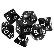 Sided Die D4 D6 D8 D10 D12 D20 15-20mm DUNGEONS&DRAGONS RPG Dice Game
