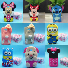 Cute Disney Cartoon Soft Silicone Back Case Cover For LG Optimus L90 D410 Phone
