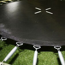8ft Plain Trampoline Mat (48 Spring) - 2 Year Warranty - Free Delivery