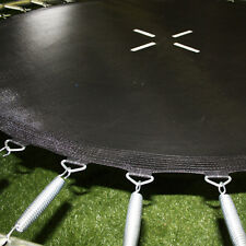 14ft Plain Trampoline Mat (96 Spring) - 2 Year Warranty - Free Delivery