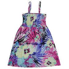 GIRLS KABOOSH SHIRRED SUMMER DRESS BNWT -  6 AVAILABLE
