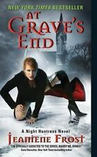 Night Huntress ~ At Grave's End (Paperback) Jeaniene Frost