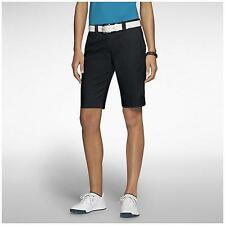 Nike Womens Dri Fit Golf Tour Performance Modern Tech Shorts Size 2