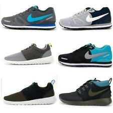 Nike Air Waffle Trainer Leather Rosherun MID Max Lightweight Running shoes