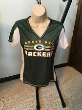 NFL Women's Fitted Jerseys Packers Texans