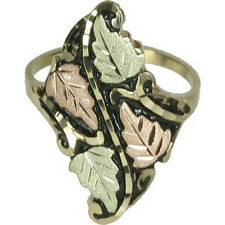 Black Hills Gold womens ring whole/half size 5 6 7 8 9 10 11