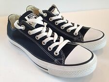 Converse Chuck Taylor All Star M9166 Black Low Top Ox Canvas Sneakers 9 (700)