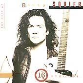 16 Strokes: The Best of Billy Squier by Billy Squier (CD, Apr-1995, Capitol)
