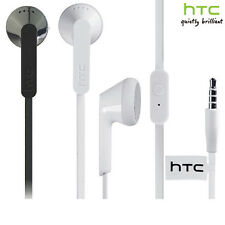 Original 3.5mm In-Ear Stereo Headset Mic Headphone Earbud For HTC One X XL M8 M7