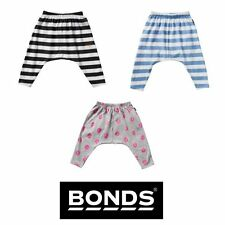 BABY BONDS BOYS GIRLS SLOUCHIES PANTS TRACKIES COTTON PANTS CASUAL BY3FA / BYFYA