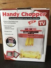 Handy Chopper As Seen On Tv Tekno Products New
