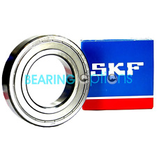 SKF 6300 - 6309 ZZ Series Metal Shielded Genuine SKF Ball Bearings