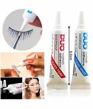 New DUO Eyelash Adhesive Glue With Box, Dark or Clear Tone Waterproof 9g