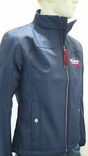 Tom Tailor Softshell Jacket With Embroidery Art 35329110010 blue grey dark blue