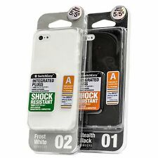 Switcheasy Numbers TPU shock resistant case for iPhone 5/5S//SE