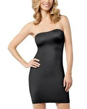 NWT Spanx Slimplicity Convertible Full Slip 989 $80 BLACK MANY SIZES Strapless