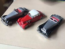28mm Wargames Diecast Sports Luxury Cars 1920s 1930s Gangsters VBCW Pulp