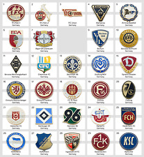 Badge Pin: German football club Germany pins PART 1 Koln Bochum Hansa Herta