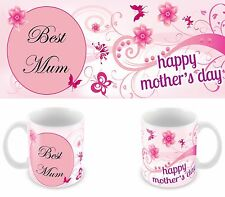 Personalised Mothers Day mug cup Perfect Mothers day/Birthday Gift Add Any Image