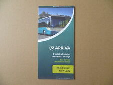 ARRIVA MALTA GUIDE TO BUS SERVICE ROUTES AND TIMES - SUMMER 2011