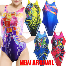 [2017 NEW ARRIVAL] NWT YINGFA RACING TRAINING SWIMSUIT US MISS ALL Sz FREE SHIP!