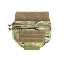 ELITE OPS DROP DOWN UTILITY POUCH GROIN ARMOUR POUCH MULTICAM BLACK COYOTE TAN