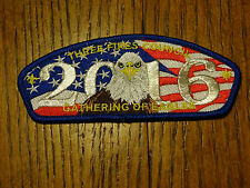 Three Fires Council - 2016 Gathering of Eagles CSP - Blue Border CSP - Brand New