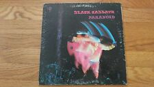 Black Sabbath ~ Paranoid ~  1971 Warner Bros 1887 WS1887 Green Label ~ 1st Press