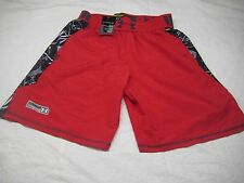 New with Tags UNDER ARMOUR Mens Shorts Combine Training Lightweight Red Medium