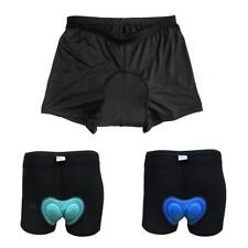 Men Bike Bicycle Cycling 3D Silicone Padded Shorts Pant Underwear Sports Tights