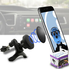 Multi-direction Magnetic Air Vent In Car Holder For Samsung R680 Repp
