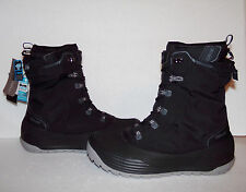New TEVA Chair 5 3 WP Men's Black Waterproof Insulated Winter Boots US 12 & 13