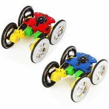 Rechargeable 2.4G 360° Twister RC Stunt Car Back Flip Vehicle Toy Remote Control
