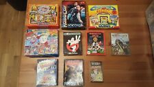 Select from - BUNDLE JOBLOT of RARE / COMMODORE 64 & ZX Spectrum 46K/128K Games